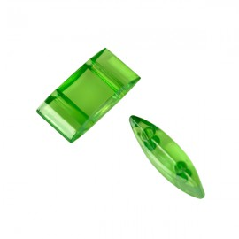 Carrier Beads 17x9mm Groen