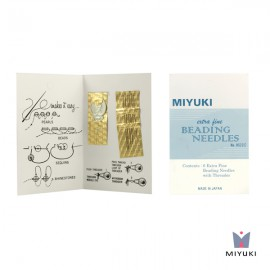 Miyuki Beading Needles Extra Fine