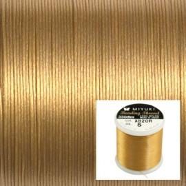 Miyuki Beading Thread (B) nr.5 Gold