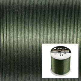 Miyuki Beading Thread (B) nr.11 Green