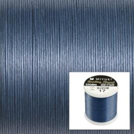 Miyuki Beading Thread (B) nr.17 Dark Blue