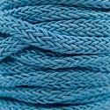 Gevlochten Koord 7mm Blauw
