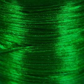 Satijnkoord 1,5mm Groen