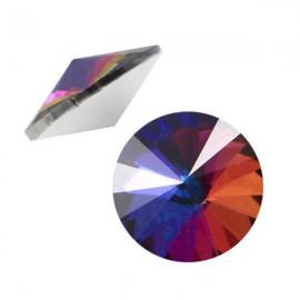 LC Rivoli 12mm Crystal Heliotrope