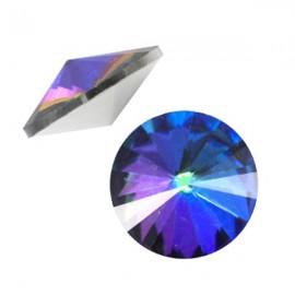 LC Rivoli 12mm Crystal Bermuda Blue