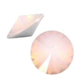 LC Rivoli 12mm Dark Rose Water Opal