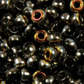 Miyuki Seedbeads 8/0 Nr. 401 Black Marea
