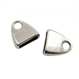Eindkap DQ Antiek Zilver 13mm