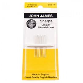 John James Sharps maat 12