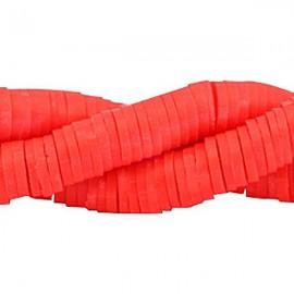 Katsuki 4mm Fiery Red