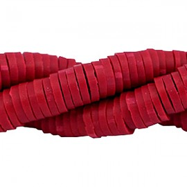 Katsuki 6mm Velvet Red