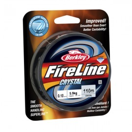 Fireline Fused Crystal 0,10mm, 5,9kg, 110m