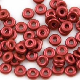 O Bead Lava Red