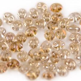 PRECIOSA Twin™ Crystal Golden Shadow