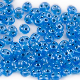 PRECIOSA Twin™ Blue Semi Frosted