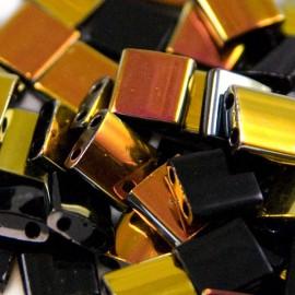 Miyuki Tila Beads nr. 4560 Custom Coating