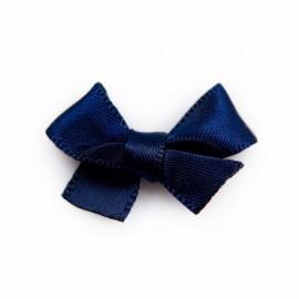 Strikje Satijn 30mm Donkerblauw
