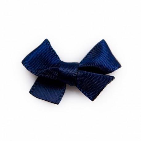 Strikje Satijn 29mm Donkerblauw