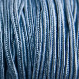 Soutache Jeansblauw