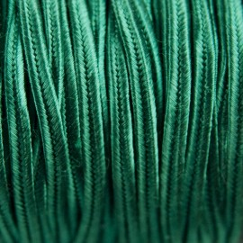 Soutache Smaragdgroen