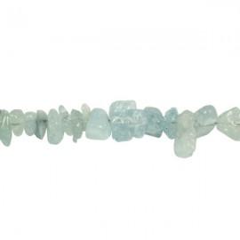 Aquamarijn Split 5-8mm