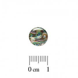 Onyx Cabochon Rond 10mm
