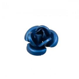 Roosje Metaal 12mm Donkerblauw