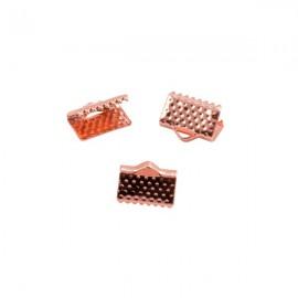 Lintklem 10mm Rosé Goud