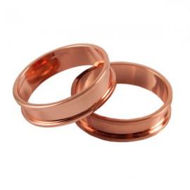 Ring Rosé Goud