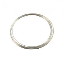 Armbandspiraal ø60mm Zilver