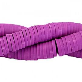 Katsuki 6mm Fuchsia Purple