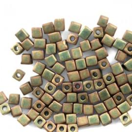 Miyuki Square Beads 3,0mm Nr. 2035