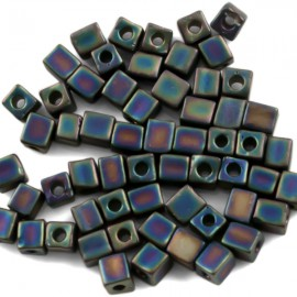 Miyuki Square Beads 4,0mm Nr. 401FR