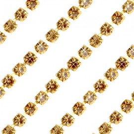 Cupchain G - 3mm Gold