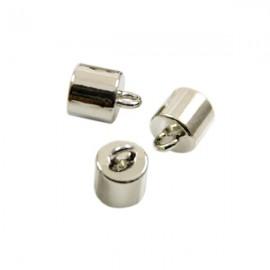 Eindkap Antiek Zilver 11mm