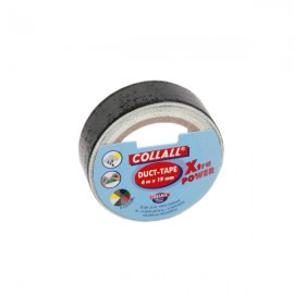 Collall Duct-Tape 19mm Zwart