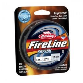 Fireline Fused Crystal 0,10mm, 5,9kg, 110m