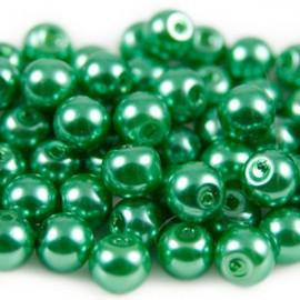 Glasparel 6mm Rond Groen
