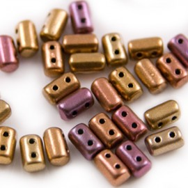 Rulla Beads Ancient Gold