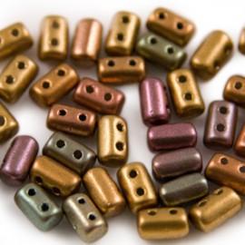 Rulla Beads Fall Metallic