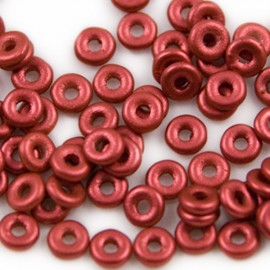 O Bead Lava Red