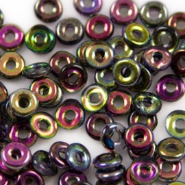 O Bead Crystal Magic Purple