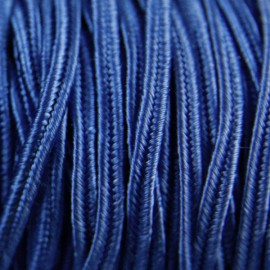 Soutache Koningsblauw