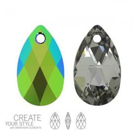Swarovski 6106 Crystal Scarabaeus Green